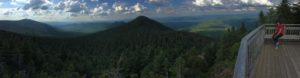 Pic Megantic Viewpoint